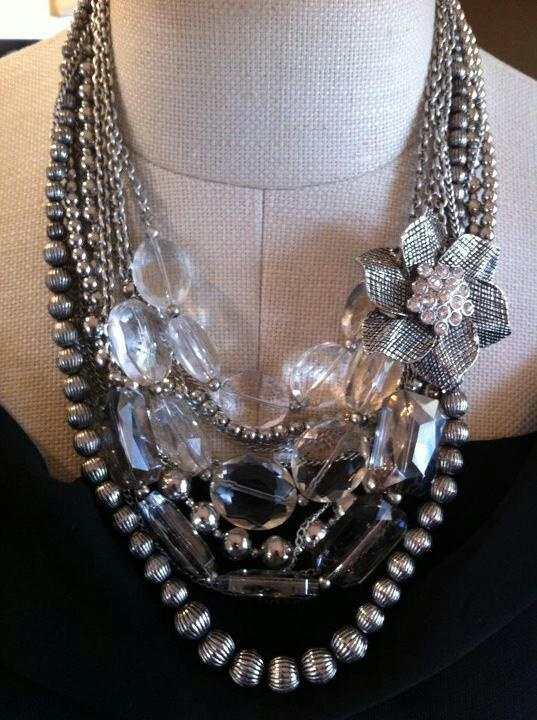 Premier Designs Dressed To Thrill Necklace