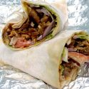 Mouth Watering Rajma Wrap Recipe