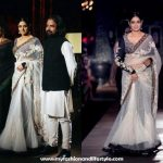 Sabyasachi's New Moon Collection at Delhi Couture Week