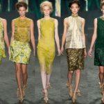 Designer Vera Wang Brings Indian Style on Ramp at New York Fashion Week