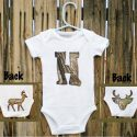 Camo Infant Cothing
