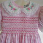 Children's Smocked Clothing