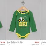 John Deere Kid's Clothes