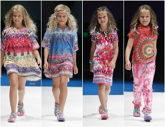 Kid S Hippie Clothes Girl Gloss