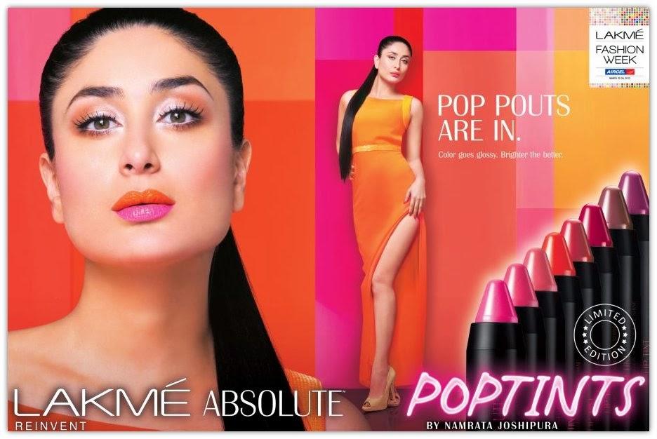 lakme absolute pop lip tints