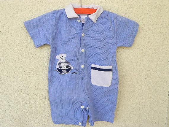 Vintage Baby Boy Clothes
