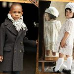 vintage childrens clothing