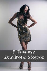 5 Timeless Wardrobe Staples