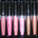 Avon Glazewear Lip Gloss and Swatches