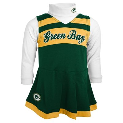 green bay packers girls clothes