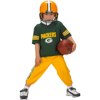 Green Bay Packers Children's Clothes | Girl Gloss