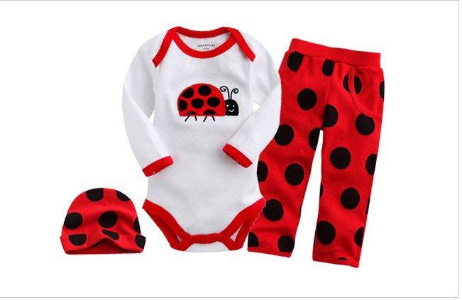 ladybug chidren's clothing