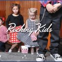rockabilly kids clothes