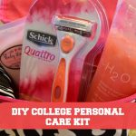 Packing for College With A Personal Care Kit