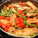 Balsamic Chicken and Vegetables, 21 Day Fix Approved