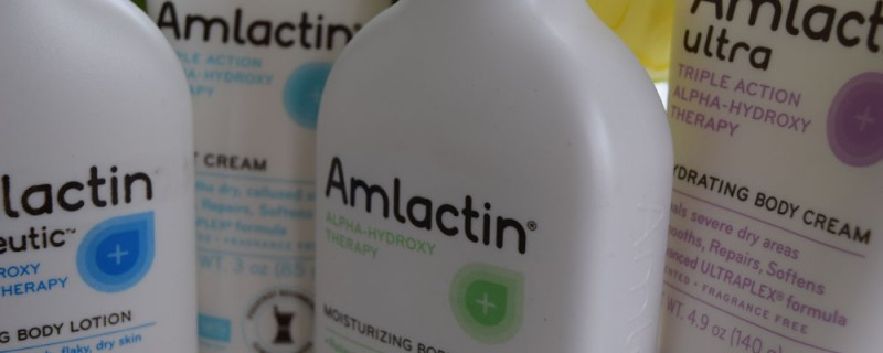 Transform Your Skin's Rough Spots With AmLactin + Giveaway
