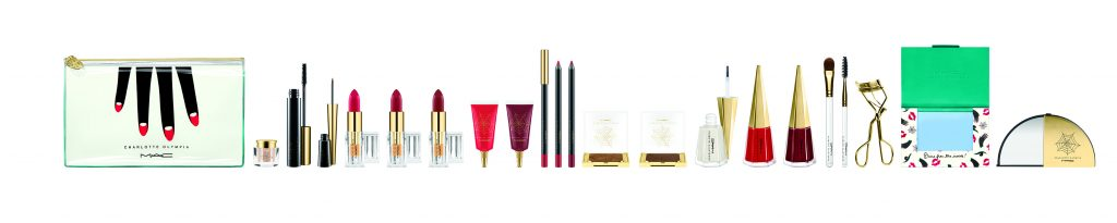 MAC Charlotte Olympia products