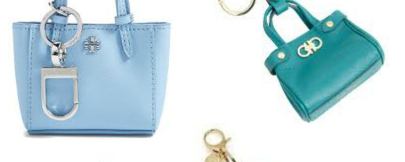 Super Cute Designer Bag Keychains